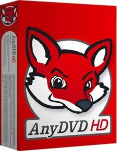 AnyDVD HD 8.4.9.0 Crack with Serial Key 2020 Free Download