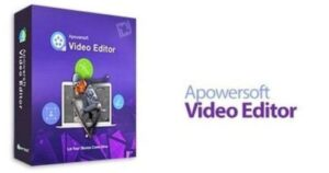 ApowerEdit 1.6.8.32 Crack Activation Code Full Version 2021 Download