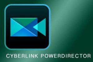 Cyberlink PowerDirector 18.0.2725.0 Crack + Serial Key Free Download