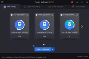 IObit Smart Defrag Pro 7.1.0.71 Crack + Free Activation Key Download