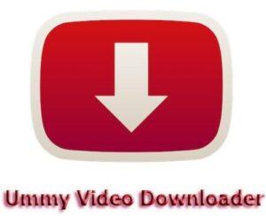 Ummy Video Downloader 1.10.10.7 Crack + Serial Key 2021 Download