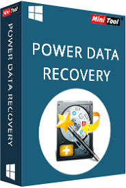MiniTool Power Data Recovery 10.0 Crack with Serial Key 2021 Download