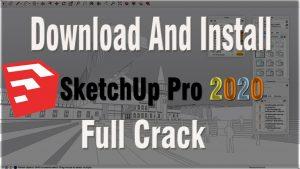 SketchUp Pro Crack v21.1.299  With Full License Keys {2021} Free  Download