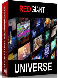 Red Giant Universe 3.3.3 Crack Premium Software Download