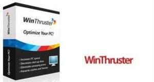 WinThruster Crack v1.90 + Keygen Latest [2021] Free Download